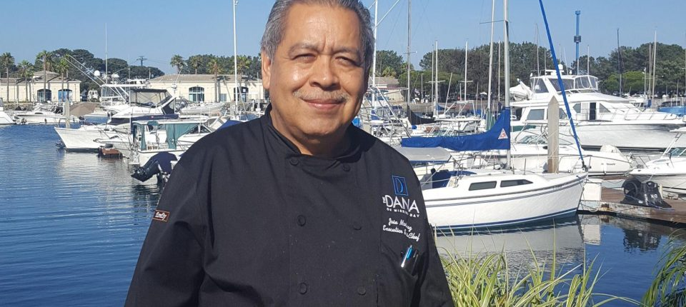 Executive Chef Jose Martinez